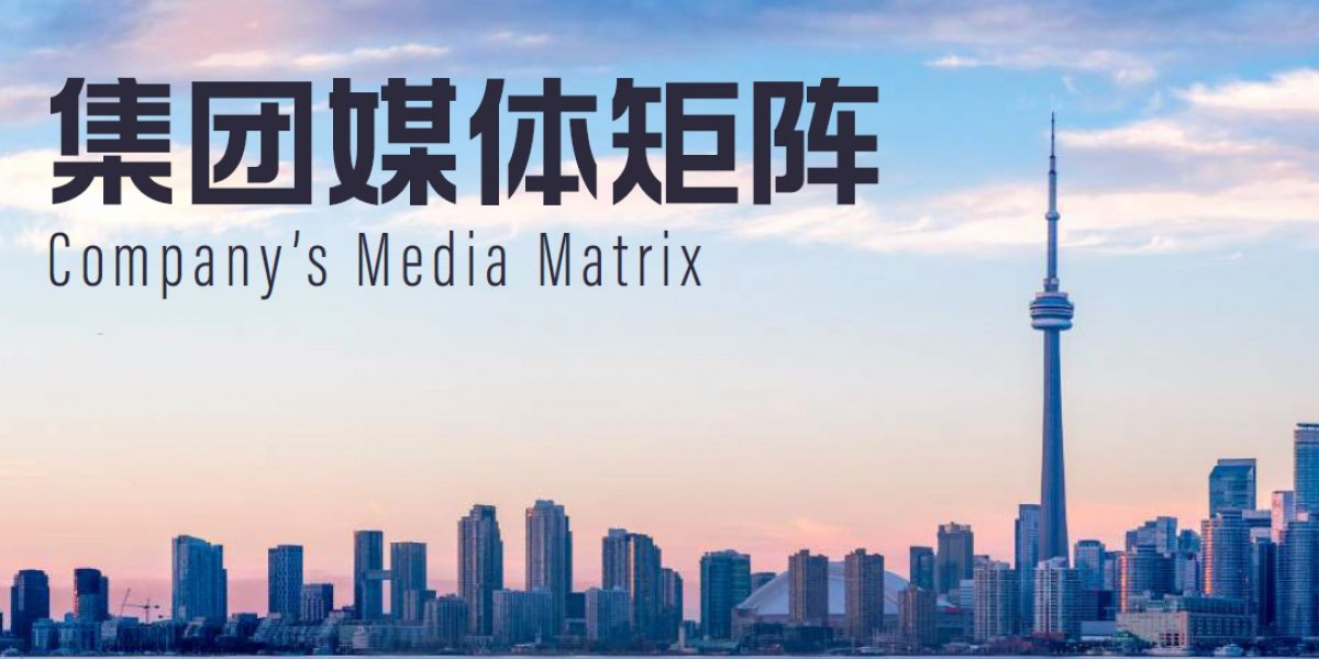 company media matrix